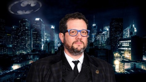 Michael Giacchino to Score The Batman