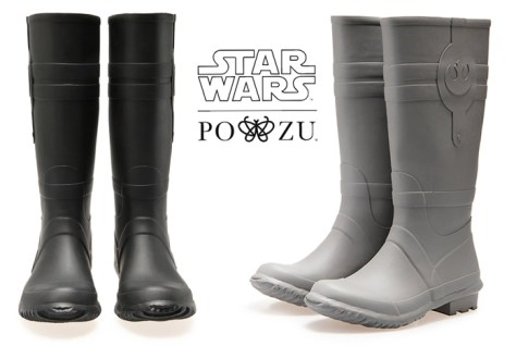 Po-Zu | Beat the Kamino Washout With the NEW Star Wars Resistance Rain Boots