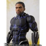 S.H Figuarts Black Panther Reveal 5