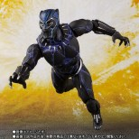 S.H Figuarts Black Panther Reveal 7