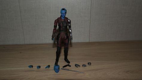 S.H Figuarts Nebula (Avengers Infinity War) Review 2