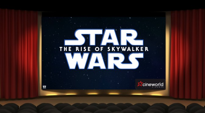The Rise of Skywalker | UK Premiere Date Confirmed