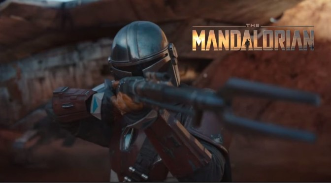 The Mandalorian | The New Trailer Emerges From Lightspeed