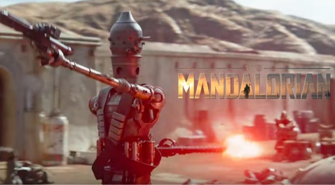 The Mandalorian | Why Taika Waititi is Playing IG-11 and NOT IG-88