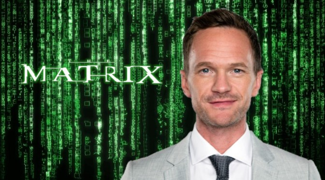Neil Patrick Harris in Matrix 4