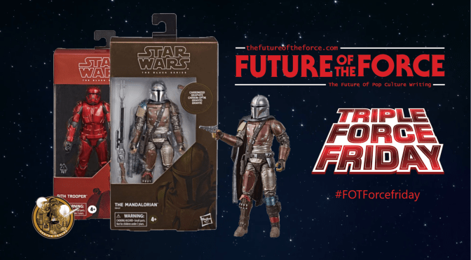 Force Friday UK | Limited Edition Carbonized Figure Locations Revealed!