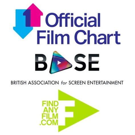 The Official Film Chart | The UK Top Ten (16th October)