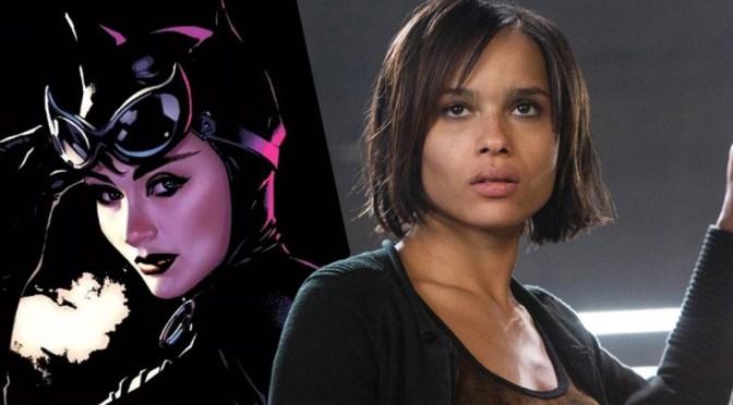 Zoe Kravitz Cast as Catwoman/Selina Kyle in Matt Reeves' The Batman