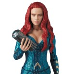 First Look | Mera (Aquaman) Mafex Medicom Toys-6