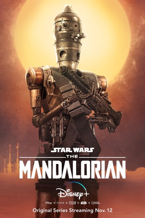 The Mandalorian: New Character Posters Unveiled