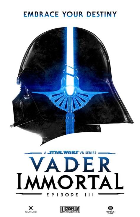 Vader Immortal   You'll Finally Duel Darth Vader in Episode III