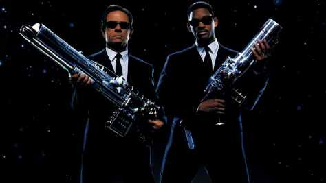 Book Review | Men In Black: The Official Visual Companion To The Films