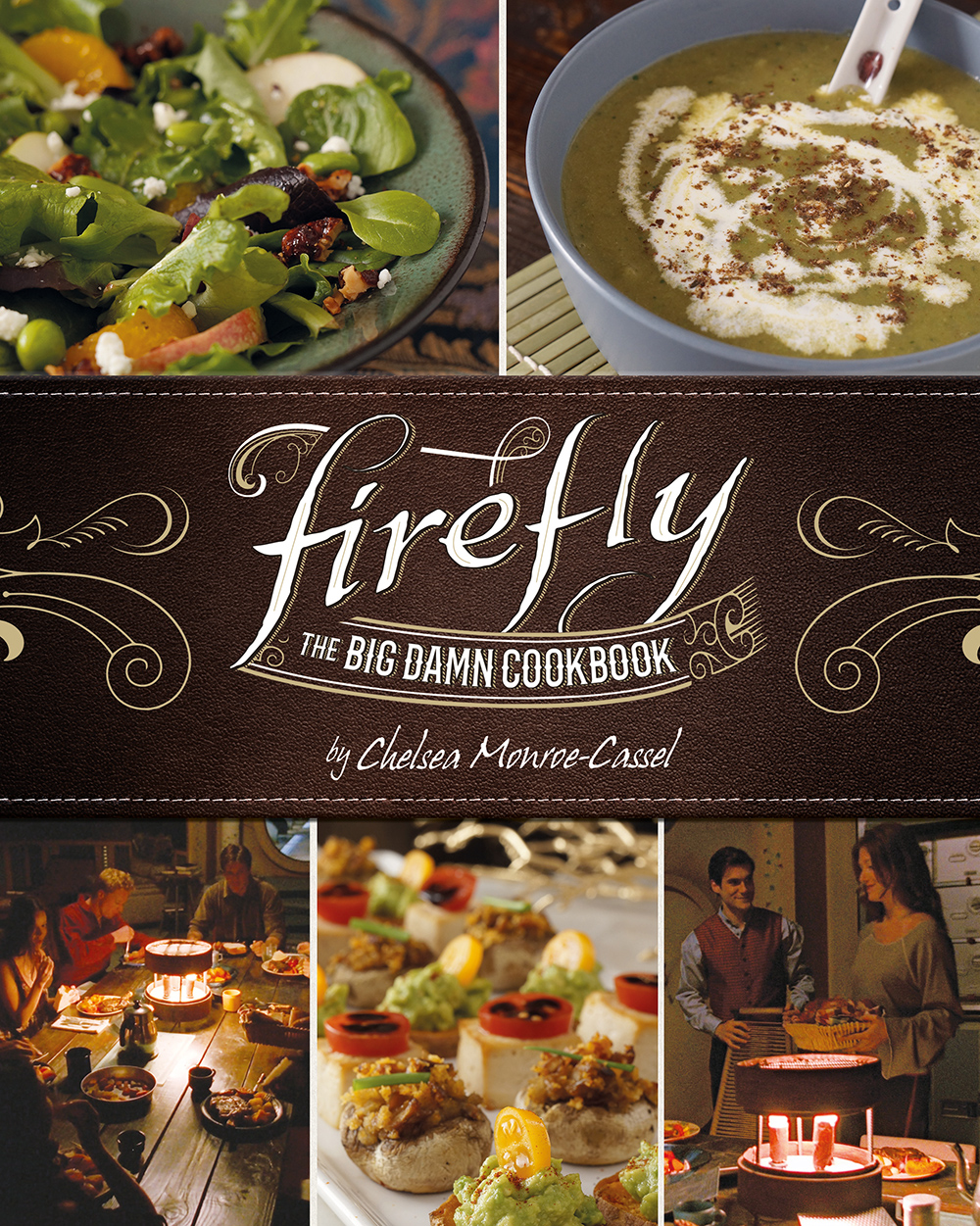 Firefly The Big Damn Cookbook Cover