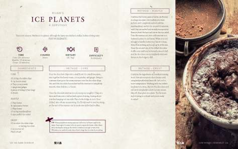 Firefly The Big Damn Cookbook Ice Planets