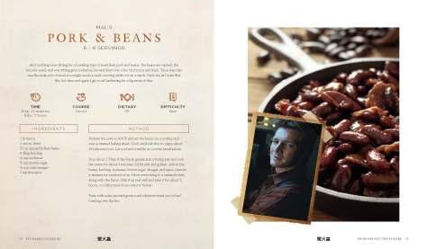 Firefly The Big Damn Cookbook Pork & Beans