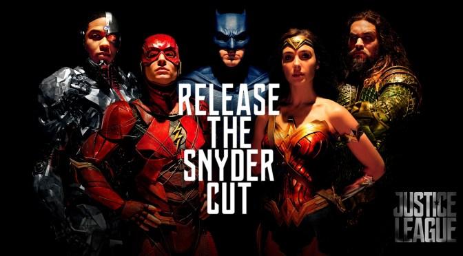 Justice League | The #ReleaseTheSnyderCut Campaign Gains Momentum