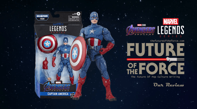 Marvel Legends Review | Captain America (Avengers Endgame)