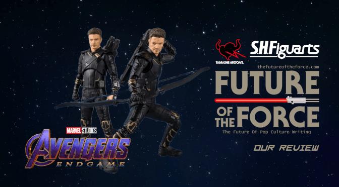 S.H. Figuarts | Hawkeye (Avengers: Endgame) Bandai Web Premium