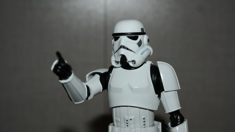 S.H. Figuarts Review | Imperial Stormtrooper (Star Wars: A New Hope)