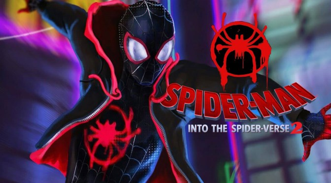 Spider-Man Into the Spider-Verse Sequel Lands a 2022 Release Date