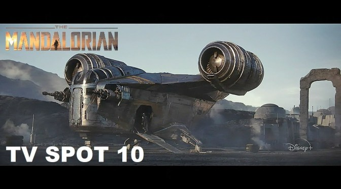 The Mandalorian | TV Spot 10