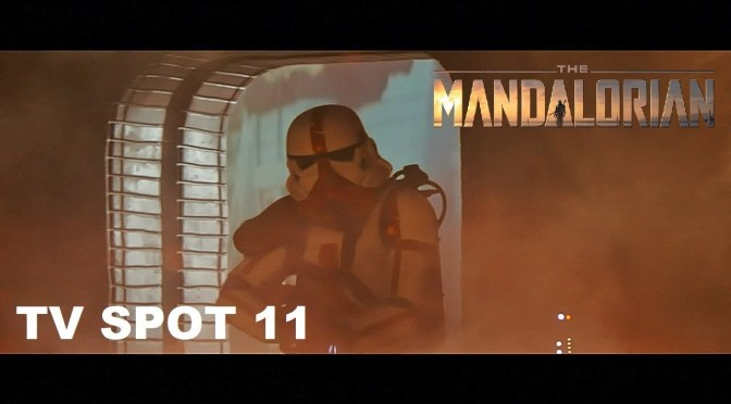 The Mandalorian | TV Spot 11 Blasts Into Our Universe