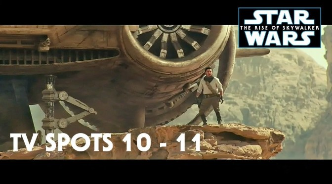 Star Wars: The Rise of Skywalker TV Spots