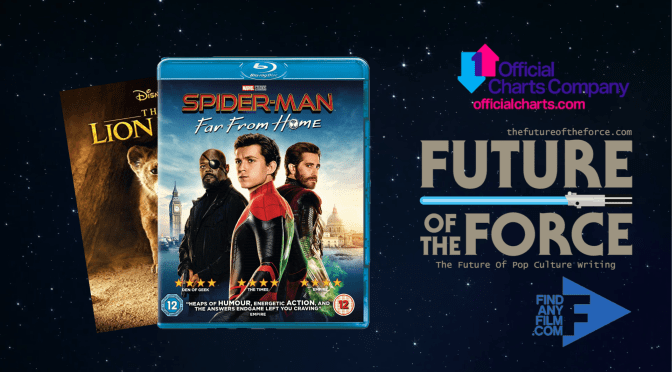 The Official Film Chart | The UK Top Ten (20th November 2019)