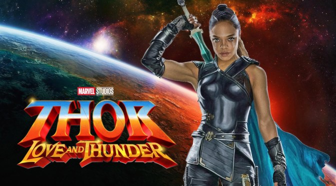 Valkyrie Should Be the Lead Character in 'Thor: Love and Thunder'