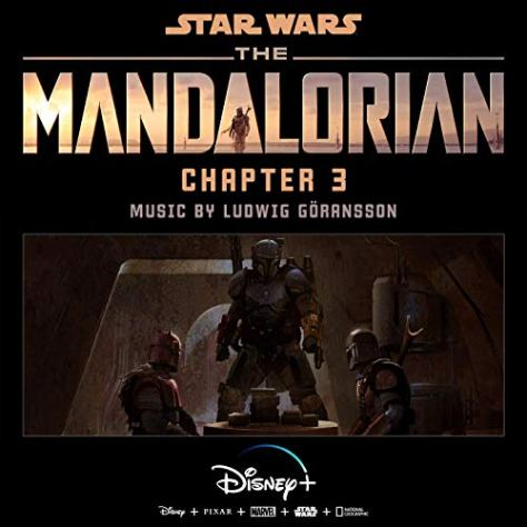 The Mandalorian Ludwig Göransson Chapter 3