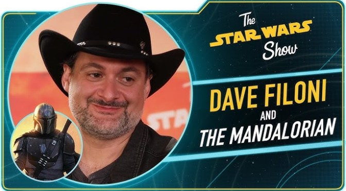 The Star Wars Show | Dave Filoni Talks The Mandalorian, And Disney+ Is Now Live!
