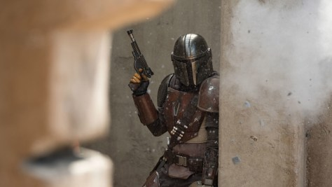 The Mandalorian Chapter 11 'The Heiress' - 011