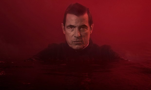 The BBC/Netflix Dracula Series will Premiere on New Year's Day