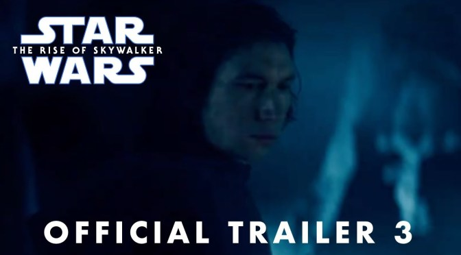 Star Wars The Rise Of Skywalker Kylo Ren Meets Emperor Palpatine Trailer Future Of The Force