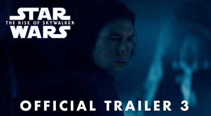 Star Wars: The Rise of Skywalker Kylo Ren Meets Emperor Palpatine (Trailer)