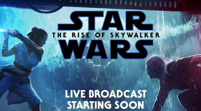 Star Wars: The Rise of Skywalker Livestream Q&A