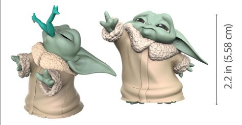 Baby Yoda Hasbro Toys 3 The Mandalorian