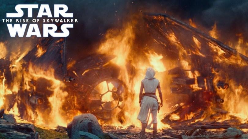 """The Rise of Skywalker """"She"""" TV Spot"""