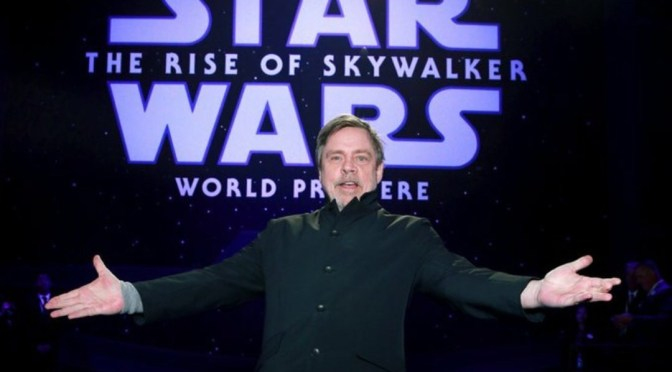 Star Wars: The Rise Of Skywalker | Premiere Thoughts