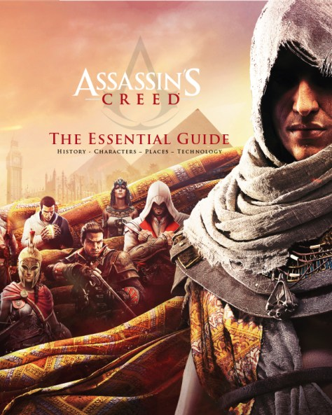 Assassin's Creed: The Essential Guide Cover