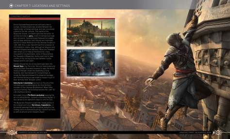 Assassin's Creed: The Essential Guide - Locations And Settings