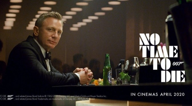 Daniel Craig vs James Bond Heineken Advert