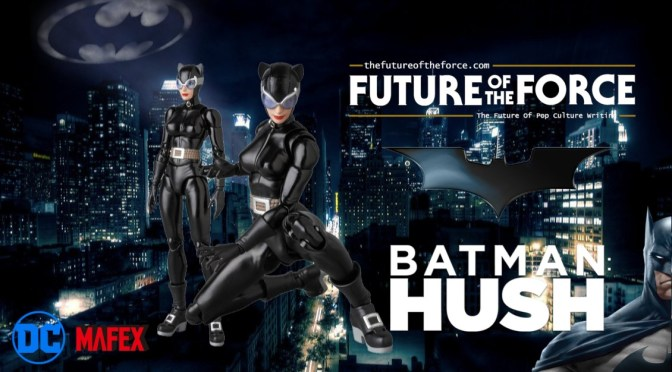 Catwoman Batman Hush Announced By Medicom Mafex Future Of The Force