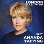 Amanda Tapping London Film & Comic Con 2020
