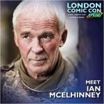 Ian Mchelhinney London Film & Comic Con 2020