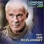 Ian Mchelhinney London Film & Comic Con 2020