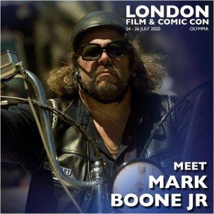 Mark Boone JR London Film & Comic Con 2020