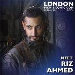 Riz Ahmed London Film & Comic Con 2020