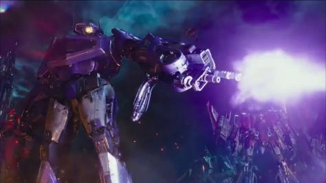 Transformers - Shockwave - Bumblebee Movie