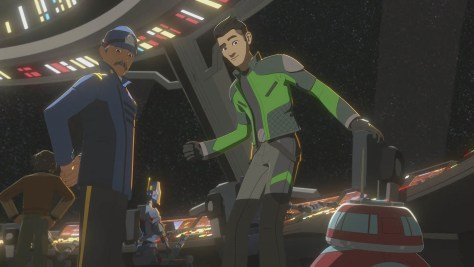 Review | Star Wars: Resistance - The Missing Agent